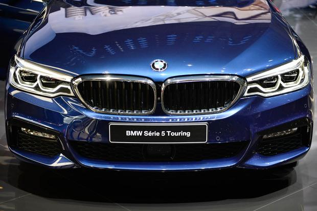 BMW 5 Series Touring: Geneva Auto Show featured image large thumb4