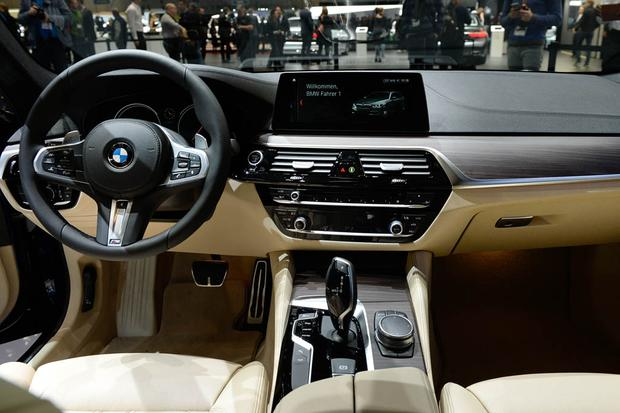 BMW 5 Series Touring: Geneva Auto Show featured image large thumb6