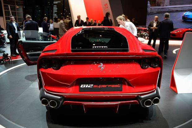Ferrari 812 Superfast: Geneva Auto Show featured image large thumb5