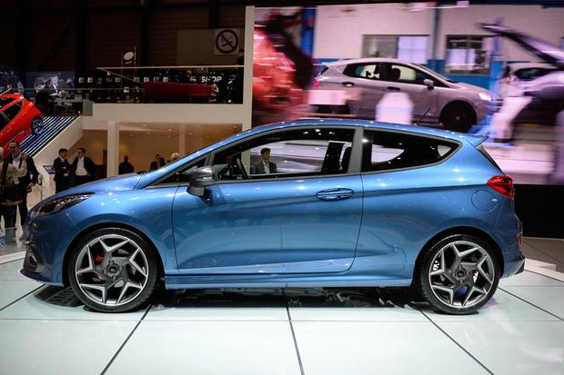 2018 Ford Fiesta ST: Geneva Auto Show featured image large thumb1