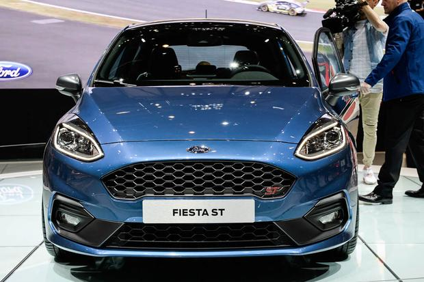 2018 Ford Fiesta ST: Geneva Auto Show featured image large thumb2