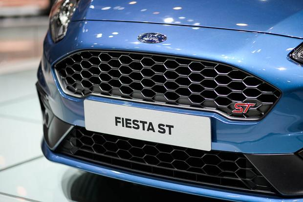 2018 Ford Fiesta ST: Geneva Auto Show featured image large thumb4