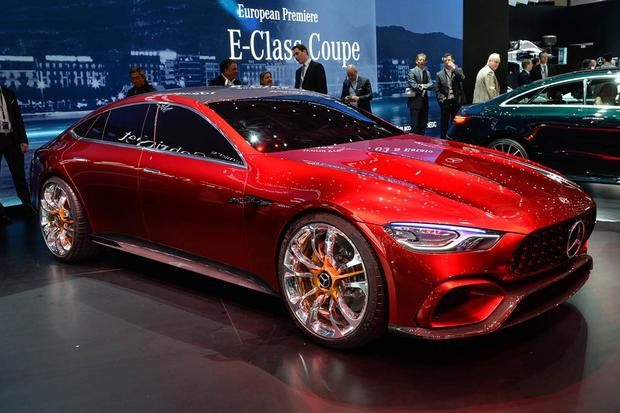 Mercedes-AMG GT Concept: Geneva Auto Show featured image large thumb0