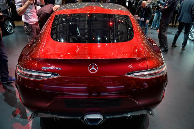Mercedes-AMG GT Concept: Geneva Auto Show featured image large thumb1
