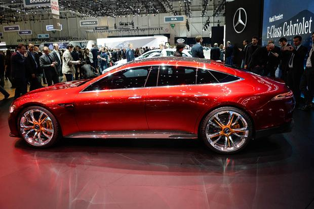 Mercedes-AMG GT Concept: Geneva Auto Show featured image large thumb3