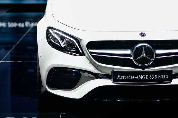 2018 Mercedes-AMG E63 S Wagon: Geneva Auto Show featured image large thumb8