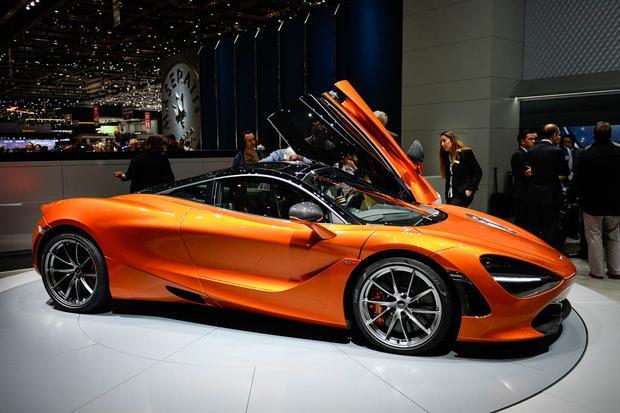 2018 McLaren 720S: Geneva Auto Show - Autotrader