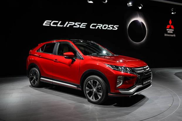 Mitsubishi Eclipse Cross: Geneva Auto Show featured image large thumb0