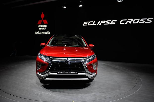 Mitsubishi Eclipse Cross: Geneva Auto Show featured image large thumb1
