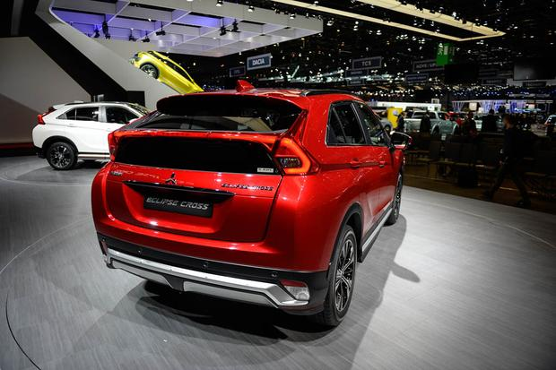 Mitsubishi Eclipse Cross: Geneva Auto Show featured image large thumb5
