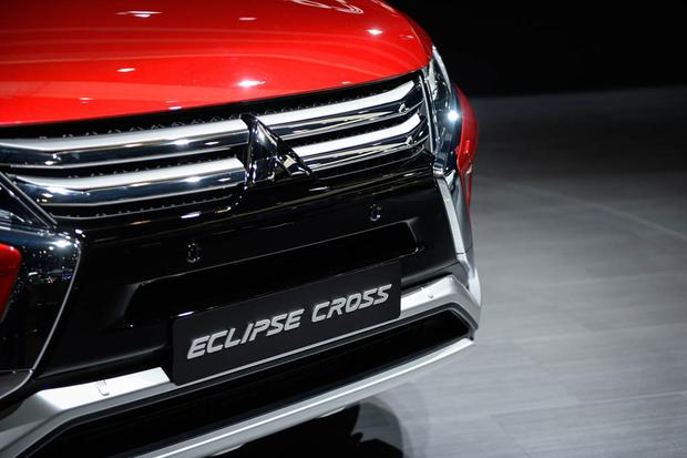 Mitsubishi Eclipse Cross: Geneva Auto Show featured image large thumb6