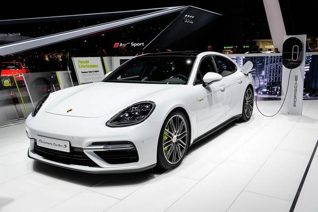 2018 Porsche Panamera Turbo S E Hybrid And Sport Turismo