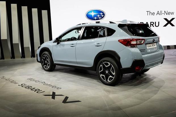 2018 Subaru Crosstrek: Geneva Auto Show featured image large thumb1