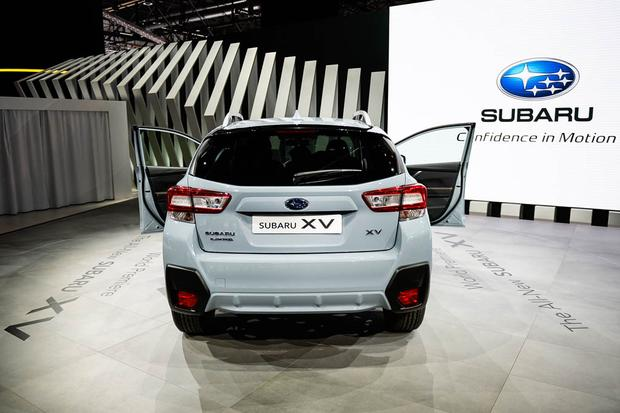 2018 Subaru Crosstrek: Geneva Auto Show featured image large thumb2