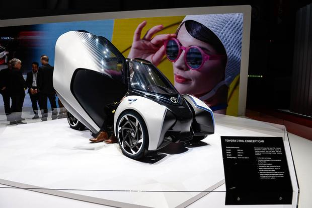 Toyota i-Tril Concept: Geneva Auto Show featured image large thumb0