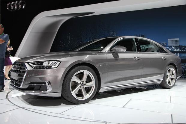2019 Audi A8: LA Auto Show featured image large thumb0
