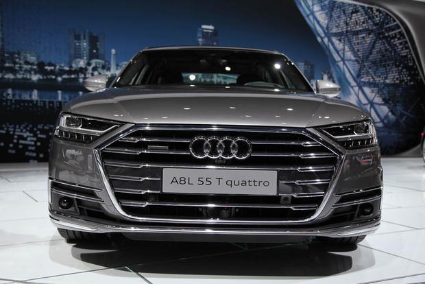 2019 Audi A8: LA Auto Show featured image large thumb1
