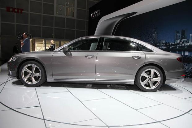 2019 Audi A8: LA Auto Show featured image large thumb2