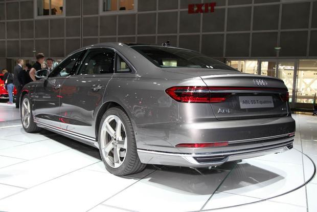 2019 Audi A8: LA Auto Show featured image large thumb3