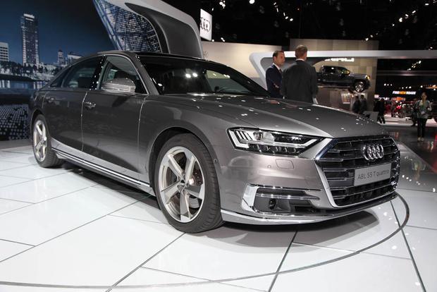 2019 Audi A8: LA Auto Show featured image large thumb4