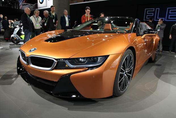 2017 Bmw I8 Overview Autotrader