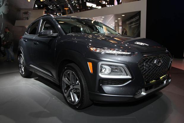 2018 Hyundai Kona: LA Auto Show featured image large thumb0
