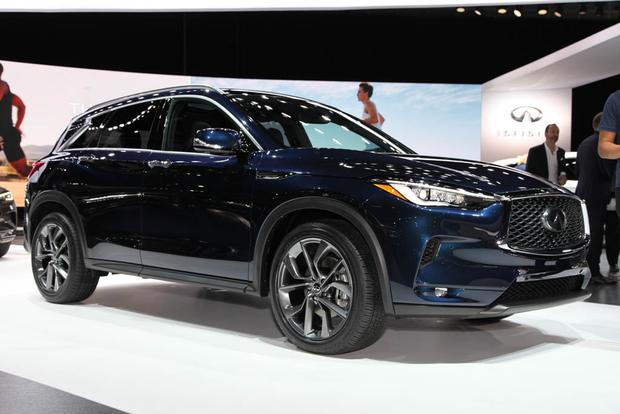 2019 Infiniti QX50: LA Auto Show featured image large thumb0