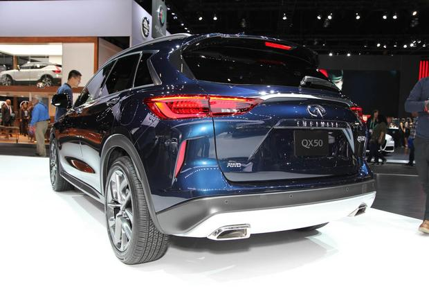 2019 Infiniti QX50: LA Auto Show featured image large thumb2