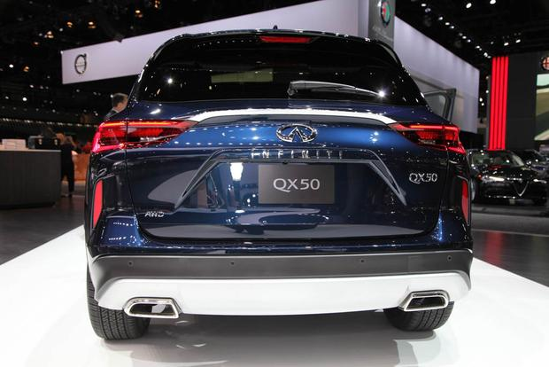 2019 Infiniti QX50: LA Auto Show featured image large thumb3