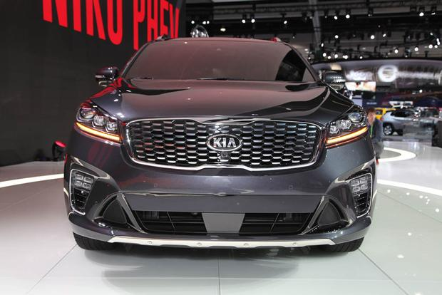2019 Kia Sorento, 2018 Kia Niro PHEV: LA Auto Show featured image large thumb0