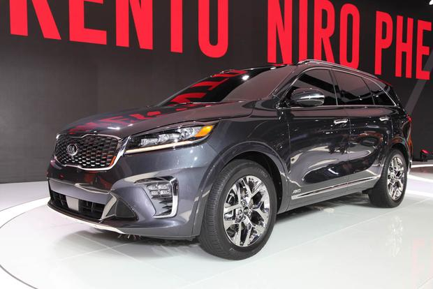 2019 Kia Sorento, 2018 Kia Niro PHEV: LA Auto Show featured image large thumb1