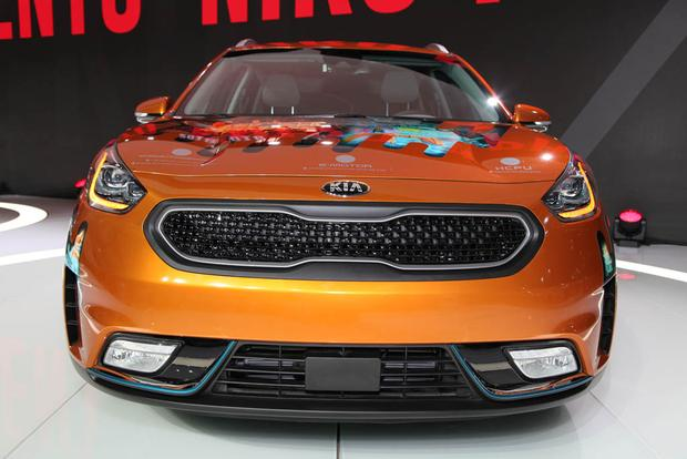 2019 Kia Sorento, 2018 Kia Niro PHEV: LA Auto Show featured image large thumb6
