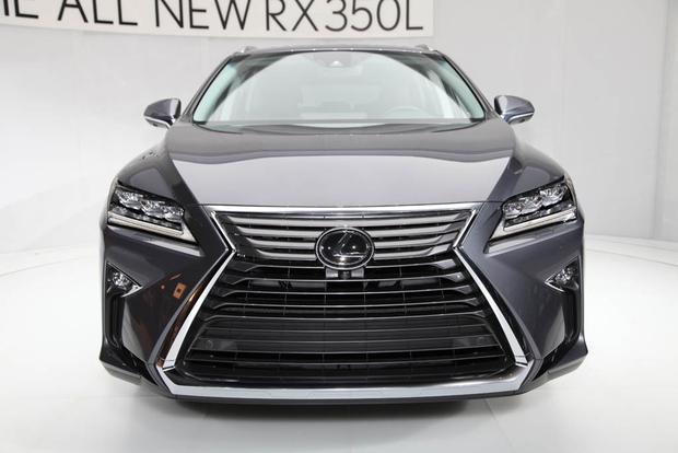 Lexus RX 350L and RX 450hL: LA Auto Show featured image large thumb0