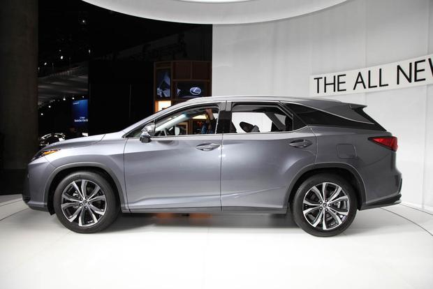 Lexus RX 350L and RX 450hL: LA Auto Show featured image large thumb2