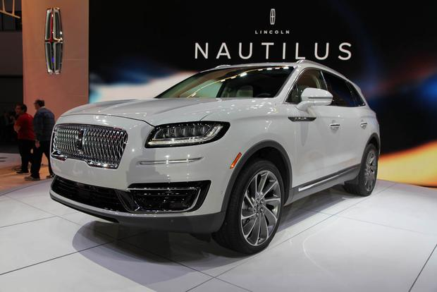 2019 Lincoln Nautilus: LA Auto Show featured image large thumb0