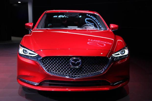 2018 Mazda6, 2018 Mazda CX-5, Mazda Vision Concept: LA Auto Show featured image large thumb0