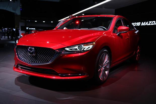 2018 Mazda6, 2018 Mazda CX-5, Mazda Vision Concept: LA Auto Show featured image large thumb1