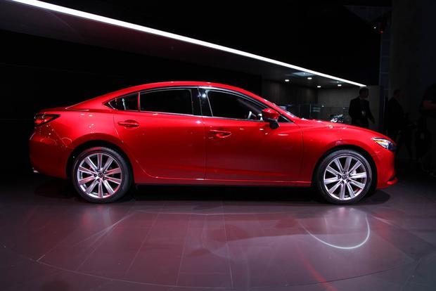 2018 Mazda6, 2018 Mazda CX-5, Mazda Vision Concept: LA Auto Show featured image large thumb2