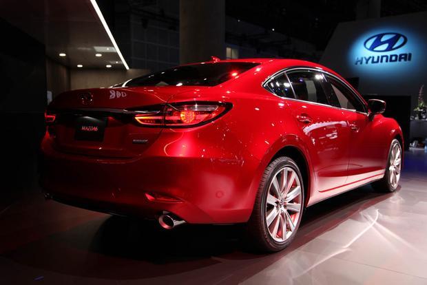 2018 Mazda6, 2018 Mazda CX-5, Mazda Vision Concept: LA Auto Show featured image large thumb3