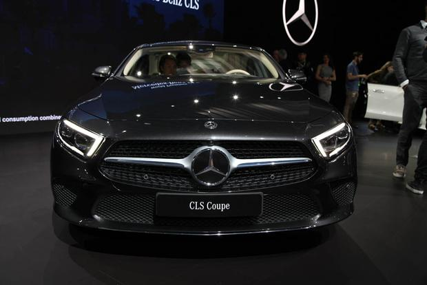 2019 Mercedes-Benz CLS-Class, Mercedes-AMG Project One, GLC F-Cell: LA Auto Show featured image large thumb0