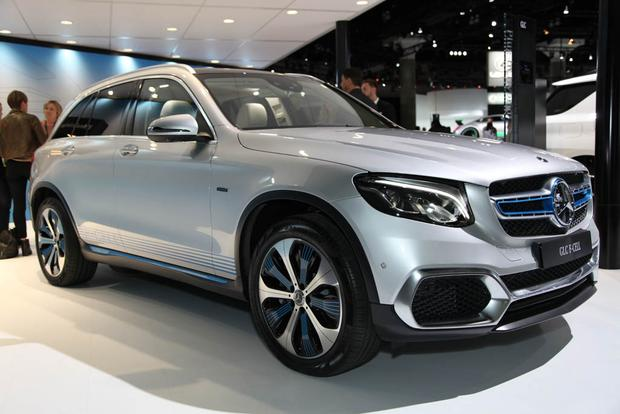 2019 Mercedes-Benz CLS-Class, Mercedes-AMG Project One, GLC F-Cell: LA Auto Show featured image large thumb5