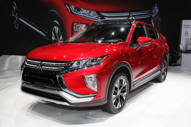 2018 Mitsubishi Eclipse Cross: LA Auto Show featured image large thumb0