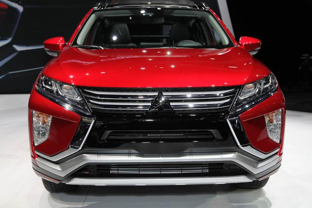 2018 Mitsubishi Eclipse Cross: LA Auto Show featured image large thumb1