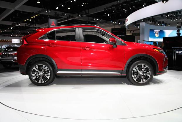 2018 Mitsubishi Eclipse Cross: LA Auto Show featured image large thumb3