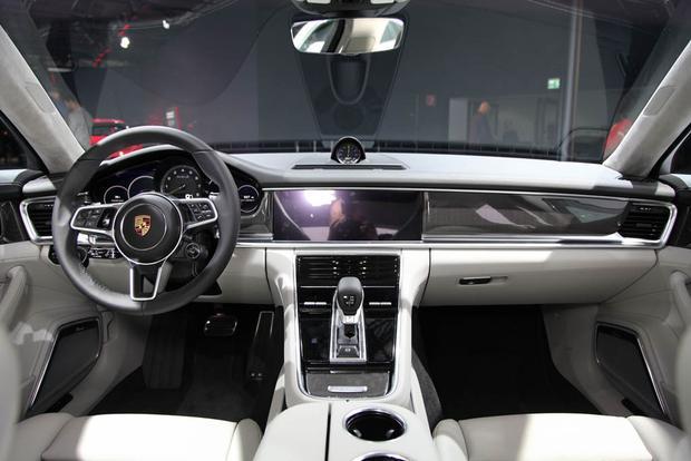 2018 Porsche Panamera Turbo S E-Hybrid Sport Turismo, 2018 Porsche 911 Carrera T: LA Auto Show featured image large thumb6