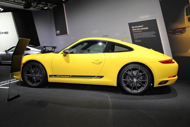 2018 Porsche Panamera Turbo S E-Hybrid Sport Turismo, 2018 Porsche 911 Carrera T: LA Auto Show featured image large thumb8
