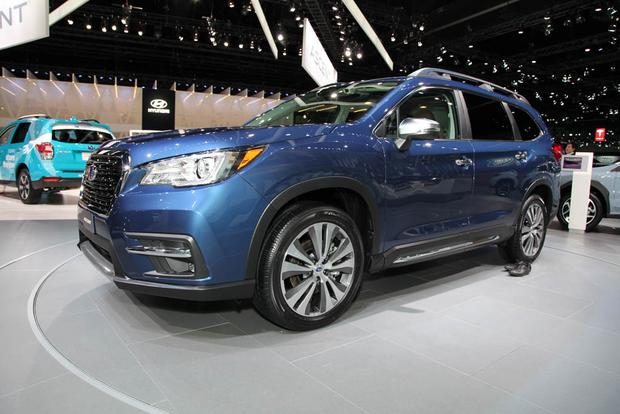 2019 Subaru Ascent: LA Auto Show featured image large thumb2