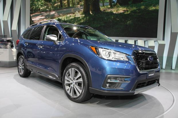 2019 Subaru Ascent: LA Auto Show featured image large thumb0