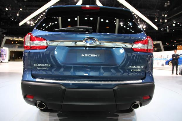 2019 Subaru Ascent: LA Auto Show featured image large thumb4