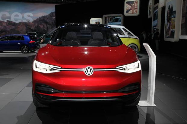 Volkswagen I.D. Crozz Concept: LA Auto Show featured image large thumb1